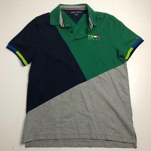 New Tommy Hilfiger Sport Mens Polo Medium